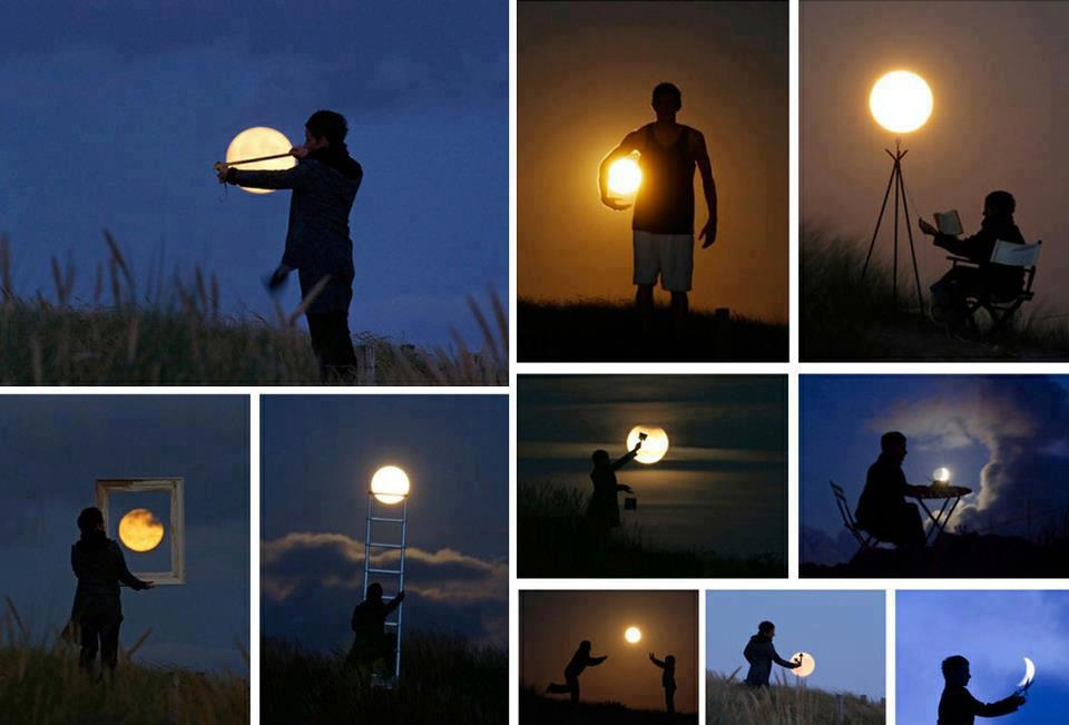月亮。原來可以這樣拍! - 攝影入門 Fotobeginner.com