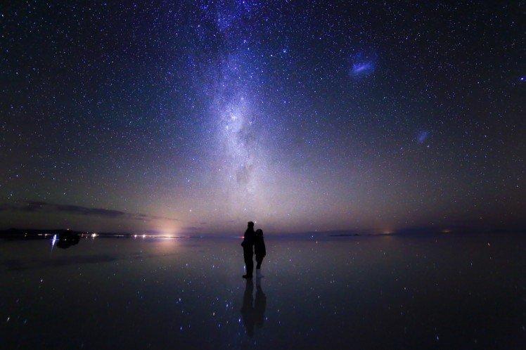 天空之鏡@玻利維亞 x 銀河 = 絕美相片! - 攝影入門 Fotobeginner.com