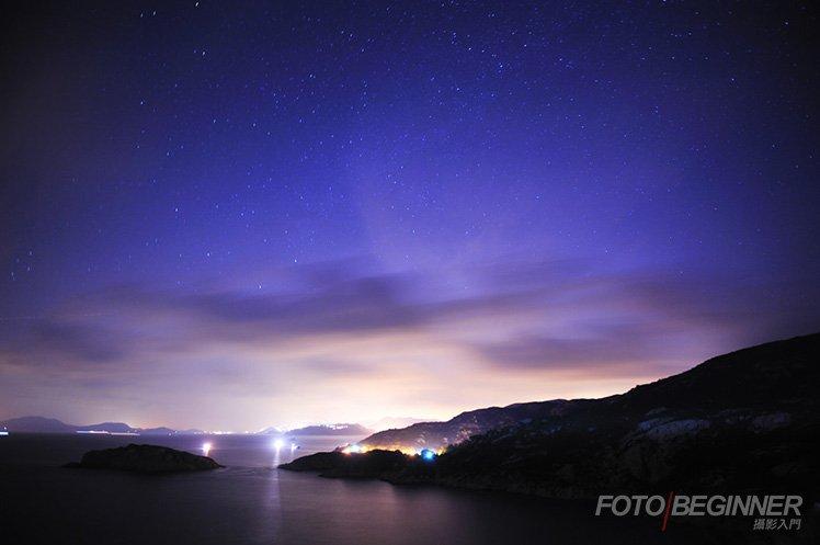 【攝影攻略】銀河、星空、星軌、雲海怎樣拍?