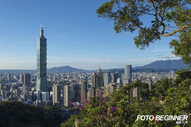 台北著名的 101 大樓又怎可少呢?
