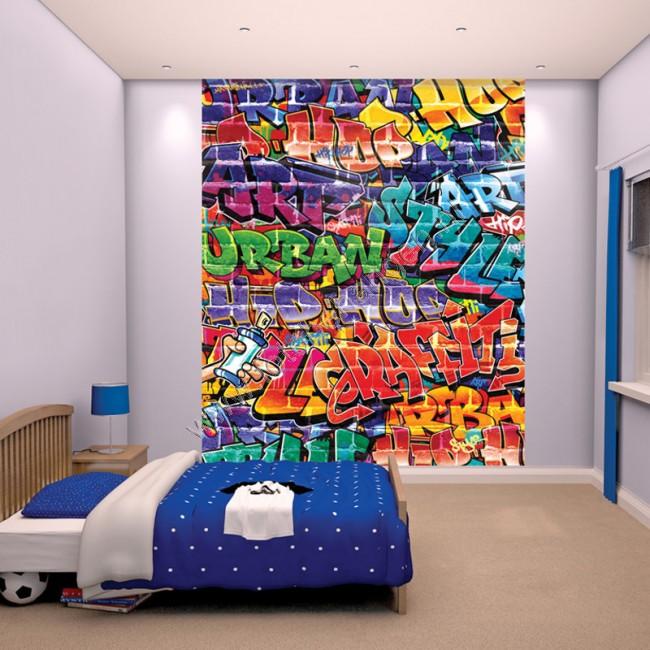 Walltastic Graffiti XL  Fotobehangennl