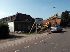 Terrein is straks te koop voor nieuwbouw.