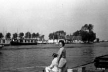 Hengelen achter bij Wijsman Klaproos.