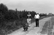 Wout van Harskamp en Koos Rodenburg.