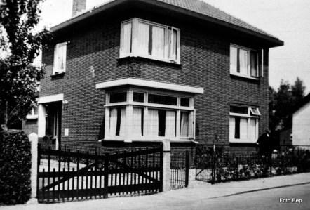 Woonhuis Kees Anker Kerkstraat Woubrugge.
