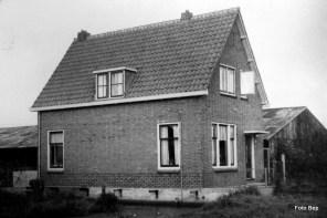 Nieuwbouw huis Schraverus.