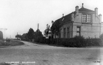 Bateweg Huis Herman Terhorst.