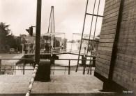 De nieuwe brug open een oude gaat ook zo open 1953