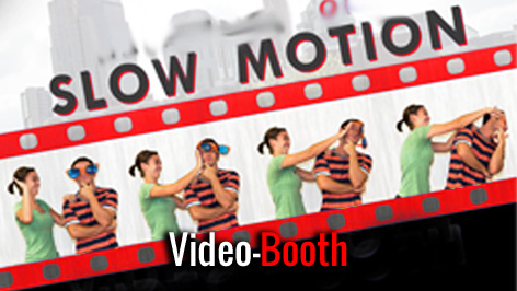 Fotobox mieten Video Booth