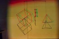 geometrische Formen 3D