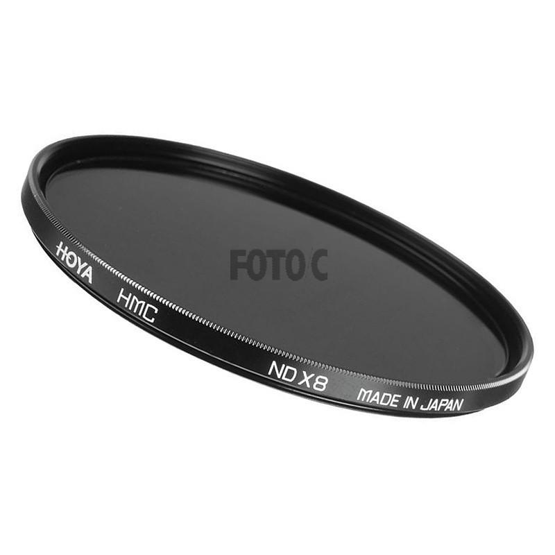 Hoya ND 8x Filter HMC 46mm