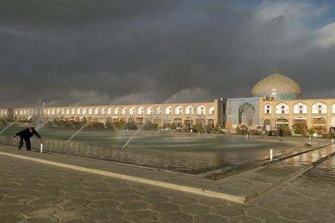 Gerd-Isfahan Iran