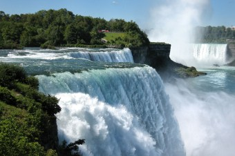 Niagara Wasserfälle I - Wilfried