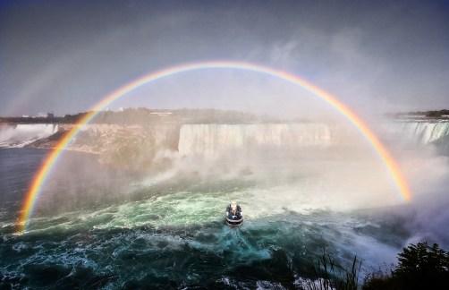 Niagara Wasserfälle II - Wilfried