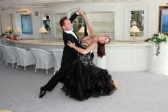 Tanz auf dem Traumschiff