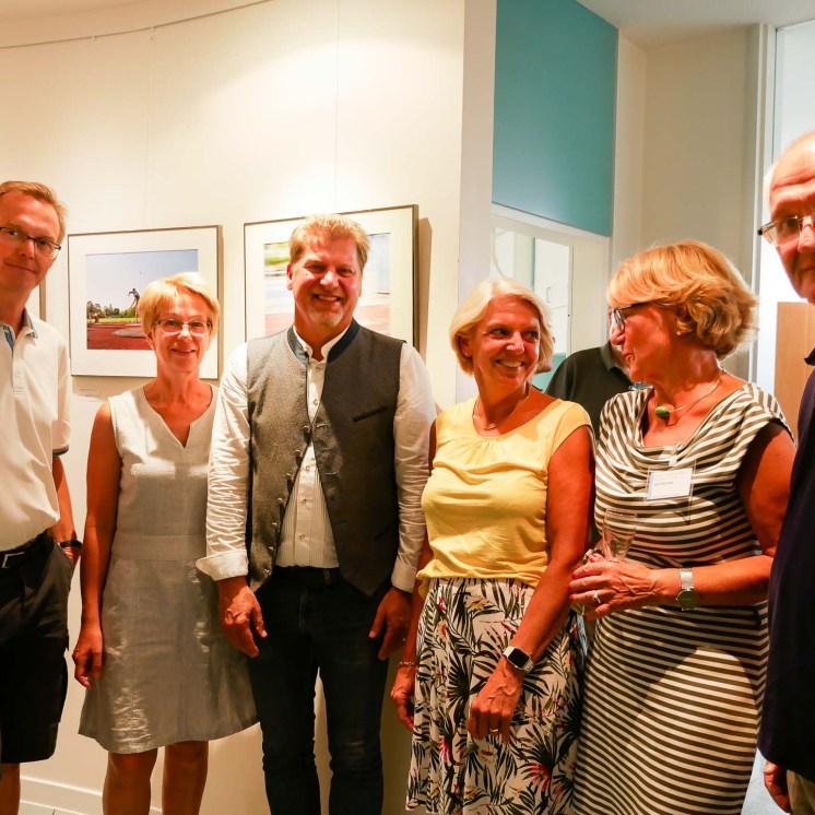 Gäste der Ausstellung II