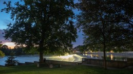 Landsberg am Abend