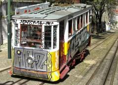 Standseilbahn Lissabon