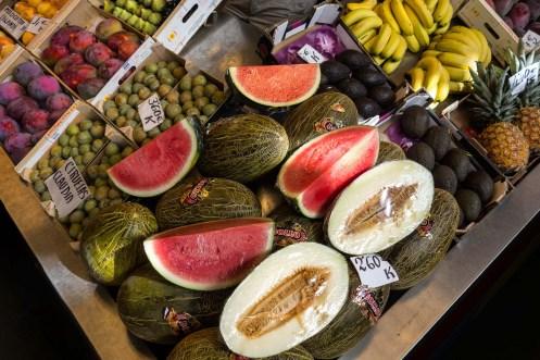 Wilfried Markt Malaga Obst