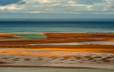 Gelber Strand (Islands Westfjorde)