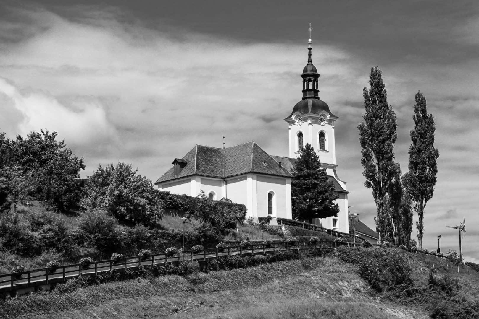 Pfarrkirche Kitzeck - Volker Birmann