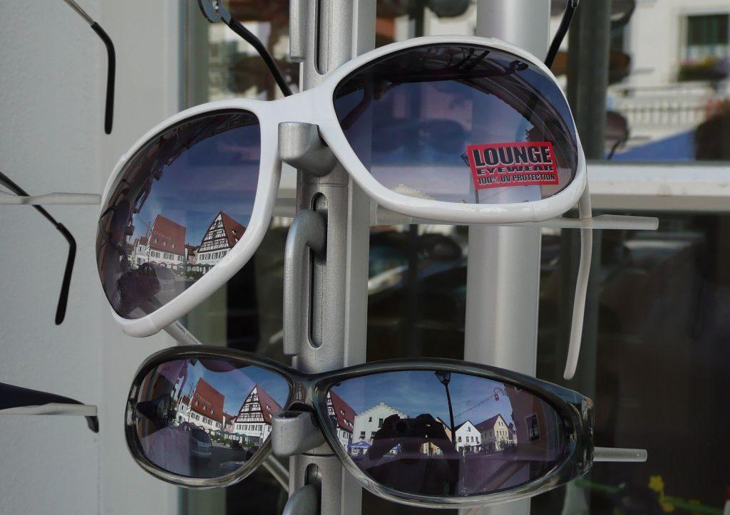 Brille - von Christa Wiedenhöfer
