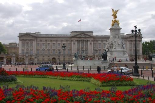 Volker Berg Buckingham Palace