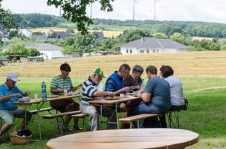 2016 Grillfest in Külz