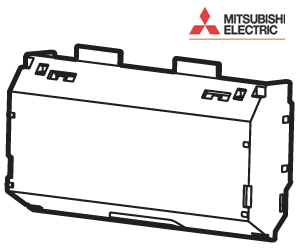Mitsubishi Dust Box for the CPD70DW and CPD707DW printers