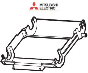 Mitsubishi Ribbon Tray for the CPD70DW and CPD707DW