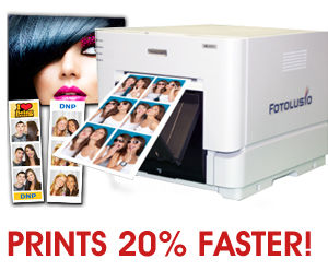 best photobooth printers dnp ds rx1hs