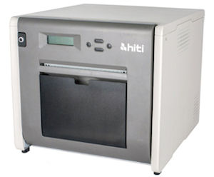 best photobooth printers hiti p525l