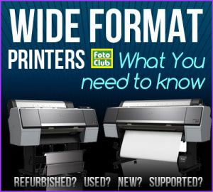 what to know about wide format printers
