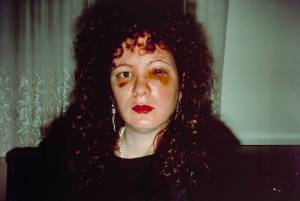 Nan one month after being battered 1984 Nan Goldin born 1953 Purchased 1997 http://www.tate.org.uk/art/work/P78045
