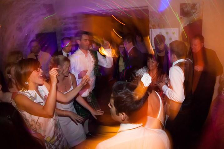 Hochzeitsparty in Uhingen