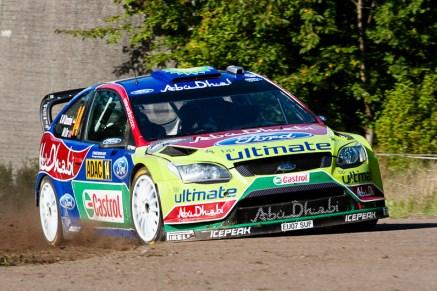 ADAC Deutschland Rallye
