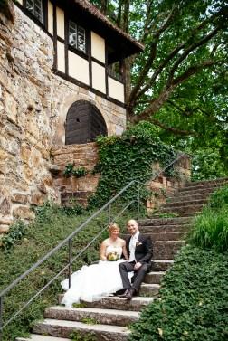Hochzeitsporträts in Esslingen
