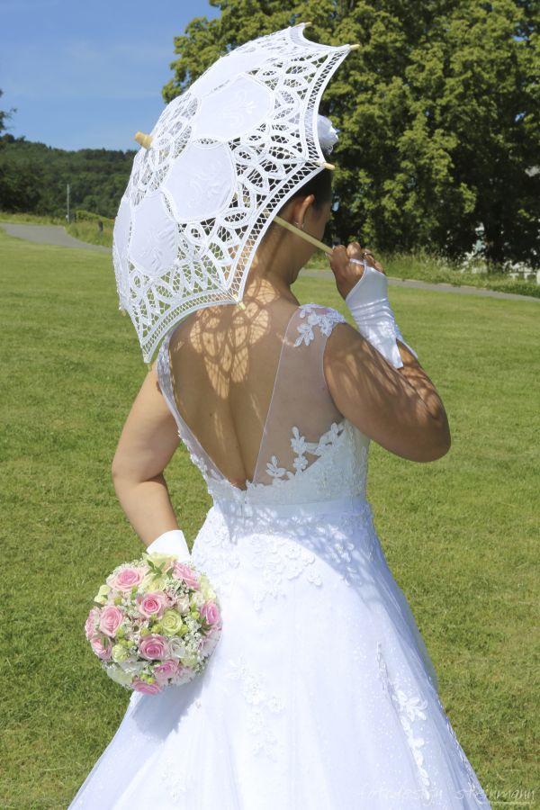 Braut und Brutigam Fotoshooting
