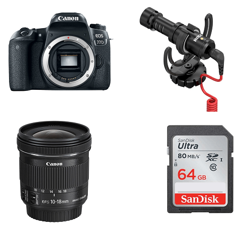 Canon Camera Bundles | For Sale In South Africa For The Best