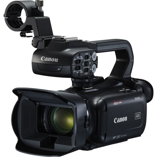 Canon XA40 Professional UHD 4K Video Camera
