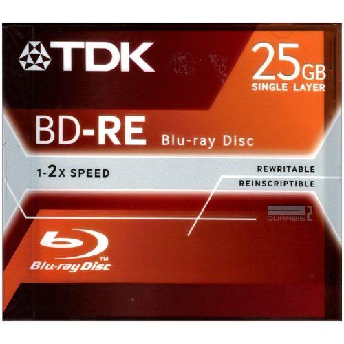 TDK BD-RE25JC2XE