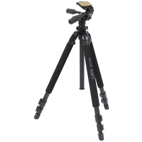 The Slik Pro 500HD mkII Tripod