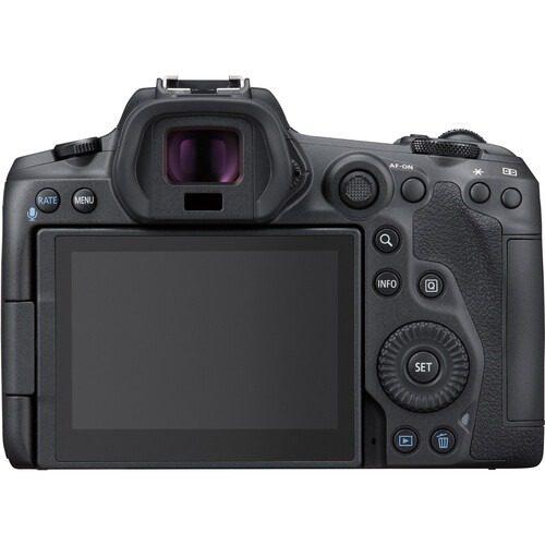 Canon Eos R5 Rear