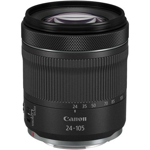 Canon RF 24-105 F/4-7.1 IS STM Lens - Mirrorless Lens