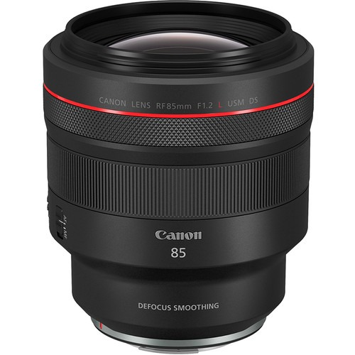 Canon RF 85mm F1.2 L USM DS - Mirrorless Lens