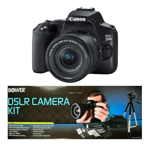 canon 250d combo