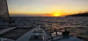 Dovolená na jachtě v pohodlí katamaranu se surfováním