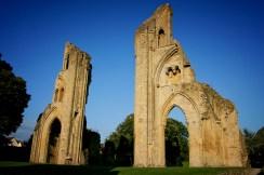 UK - Glastonbury Abbey