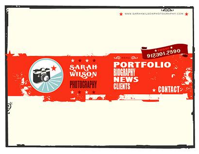 Homepage Sarah Wilson