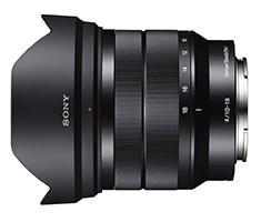 Sony SEL 10-18mm F/4
